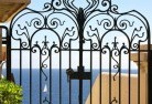 Mambray Creek Wrought iron fencing 13