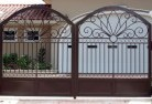 Mambray Creek Wrought iron fencing 2